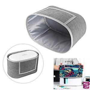 "11.2""x6.5""x6.7"" Nylon Dust Cover Portable Storage Bag Case for Cricut Mug Press"