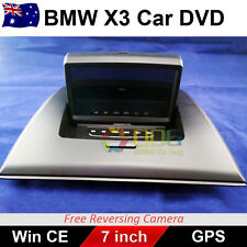 7 inch Car DVD Player GPS for BMW X3  E83 2014-2009 Windows CE Touch screen