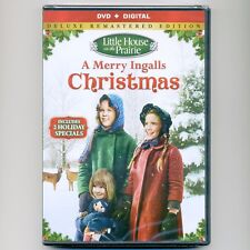2 Little House on the Prairie Christmas specials, new DVD holiday, Merry Ingalls
