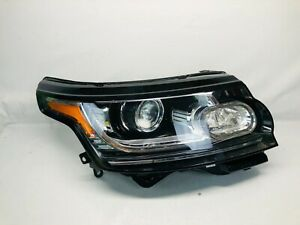 2013 2014 2015 2016 2017 RANGE ROVER LAND ROVER XENON FRONT RIGHT OEM HEADLIGHT