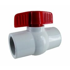 PVC BALL VALVE BSP THREADED