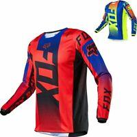 Fox Racing MX21 180 Oktiv Youth Off-Road Dirt Bike Motocross Jersey