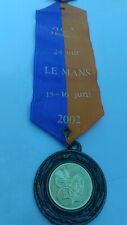 medaille medal 24 Heures Du Mans OCA hollande 2002 24 H LE MANS