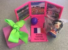 Gift Ems Series 2 RACHEL RIVERA Cannes France (pink) * Soccer Special Edition