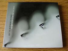 CD Album: Steve Hogarth & Richard Barbieri : Not The Weapon But The Hand  Sealed