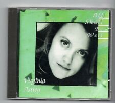 (JF296) Virginia Astley, All Shall Be Well - CD