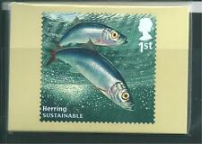 GB - PHQ CARDS -2014- SUSTAINABLE FISH -  COMPLETE SET  MINT