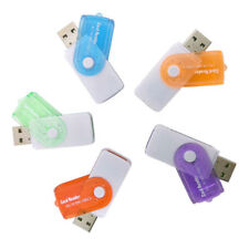 Pro 4 in 1 USB 2.0 Memory Card Reader for MS MS-PRO TF Micro SD High Speed