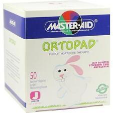 Ortopad Junior Occhi ABRASA cerotto 50 ST