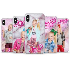 JOJO SIWA JOELLE JOANIE DANCE MOMS PHONE CASES & COVERS FOR IPHONE 5 6 7 8 X 11
