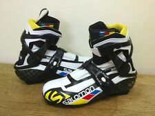 Salomon S Lab Skate Pro Nordic Ski Boots Cross Country US 7.5 EU 40 2/3 Pilot
