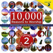 10,000 Reasons To Worship Vol.2