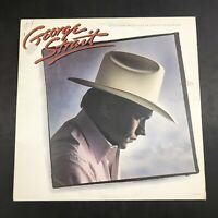 George Strait - Does Fort Worth Ever Cross Your Mind MCA-5518 VG+ Vinyl Lp P6