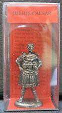 WESTAIR - JULIUS CAESAR - Roman Military Masters - Pewter - Nice Details - NIB