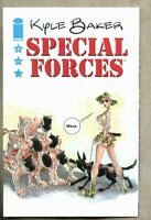 Special Forces #2-2007 nm 9.4 Image Kyle Baker