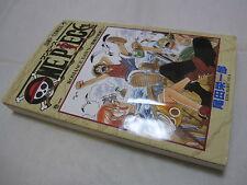 Used One Piece Vol.1 Japanese Version. Manga Comic. Eiichiro Oda. Jump Comics