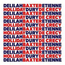 Baxter Dury Etienne De Crécy Delilah Holliday - B.E.D (NEW CD)
