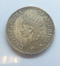 Silver Coin United States of America  1851 38 GR.