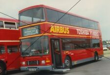 BUS PHOTO, LONDON AIRBUS PHOTOGRAPH PICTURE, VOLVO OLYMPIAN