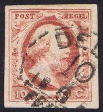 Single Victorian (1837-1901) European Stamps