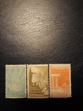 Brazil Stamps 1930 MHM The Fourth Pan American Congress Of Architects