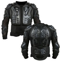 Men Biker Gear Body Armour Motorcycle Motorbike Motocross Protector Guard Jacket