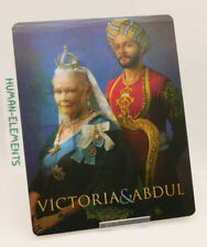 VICTORIA AND ABDUL JUDI DENCH POSTER A4 A3 A2 A1 CINEMA MOVIE LARGE FORMAT