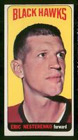 ERIC NESTERENKO SP 64-65 TOPPS TALLBOYS HIGH NUMBER 1964-65 NO 91 EX+ 24275