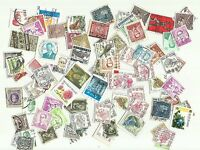 Belgium postage stamps x 99, mainly off paper, used