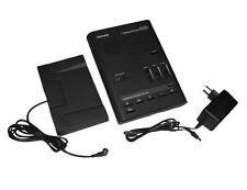 Olympus Pearlcorder DT1000 DT 1000 Microcassette Dictator Transcriber       *112