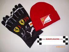 Ferrari gloves set with free bean