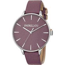 Reloj de Mujer MORELLATO NINFA R0151141518 Cuero Purple NUEVO