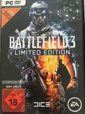 Battlefield 3 - Limited Edition (PC, 2011, DVD-Box)