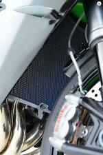 R&G TITANIUM RACING RADIATOR GUARD for KAWASAKI ZX10-R, 2011 to 2018