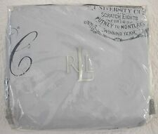 NEW Ralph Lauren University Ellis Twin Duvet Blue
