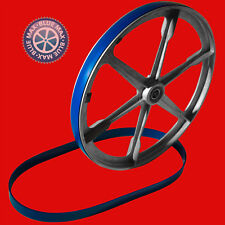 2 BLUE MAX ULTRA DUTY URETHANE BAND SAW TIRES FOR DARRA JAMES 385 B BAND SAW