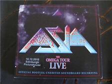 Slip Double: Asia : The Omega Tour Edinburgh 2010 2 CDs
