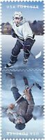 History of Hockey Sheet of 20 Forever Postage Stamps Scott 5253