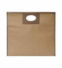 Gucci Mini GG Supreme Brown Tote Bag