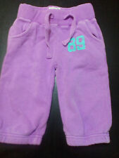 Pantalón de chándal morado talla 2 a 3 años - 98 cms.