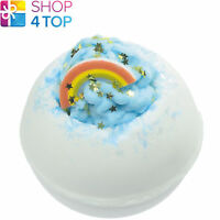 OVER THE RAINBOW BATH BLASTER BOMB COSMETICS FLOWERY JASMINE HANDMADE NATURAL