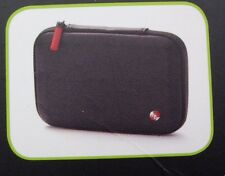 "TomTom 5"" Comfort Hard Carry Case Start 20/VIA/GO 800 GPS Car Accessory BLACK"