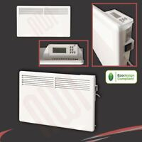 1500W Nova Live S Electric White Panel Convector Heater Wall Mounted 1.5kW Watt