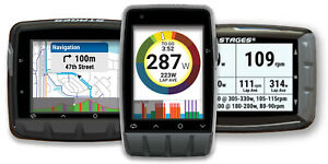 Stages Dash M50 GPS Bike Cycling Computer ANT+ Bluetooth Color Wireless