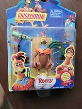 Vintage Chicken Run Action Figure - Rocky with Spy Scope & Communications Pack