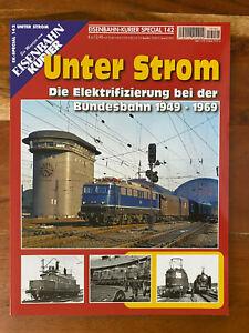 EISENBAHN KURIER SPECIAL 142 - Unter Strom