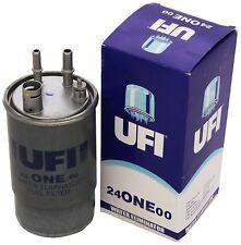 UFI 24.ONE.00 Filtro Carburante Fiat Grande Punto 75 Hp