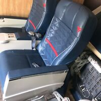 DELTA airlines B767 First Class seats, Airline seats