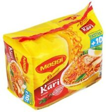 MAGGI RAMYUN HOT & SPICY CURRY INSTANT NOODLES MALAYSIAN RECIPE FREE SHIPPING