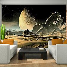 Papier peint pour séjour Alien planète - ESPACE Paysage Photo décoration murale